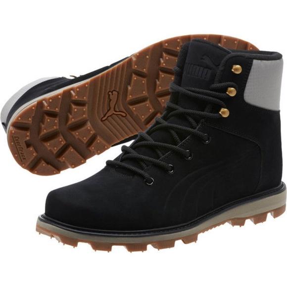 PUMA Desierto Fun Winter Boots Men High Boot Basic NWT